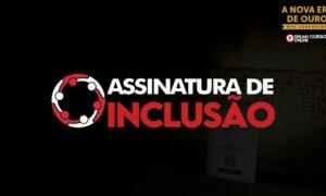 Assinatura de Inclusão: o programa do Gran para pessoas com deficiência!