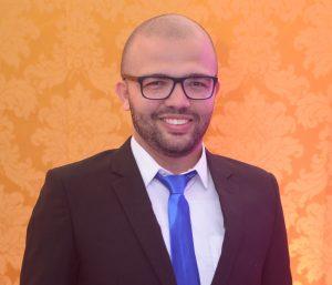 Wallace Batista, aprovado no concurso ALESE