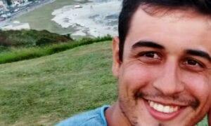 Felipe Porto queria seguir os passos do pai e conquistou a aprovação no concurso PCRS