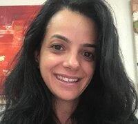 Andréia Rodrigues foi alfabetizada em uma escola da zona rural e hoje é servidora da FSERJ
