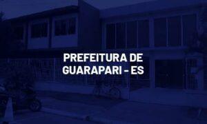 Concurso Guarapari ES: provas marcadas. VEJA!