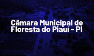 Concurso Floresta do Piauí PI: TCE recomenda edital. VEJA!