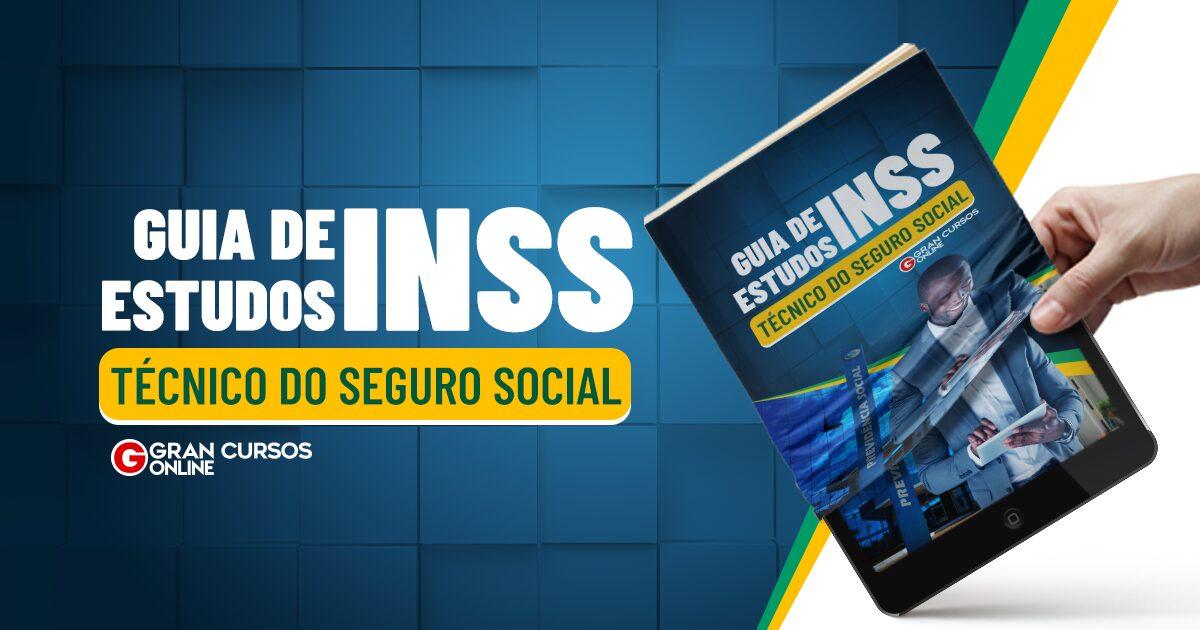 O que cai no concurso INSS: guia de estudos