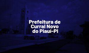 Concurso Curral Novo do Piauí PI: banca em definição. VEJA!