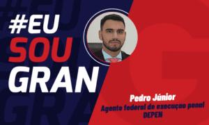 Conheça Pedro J, aprovado em 6° lugar no Concurso DEPEN!