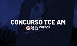 Recurso TCE AM Auditor Governamental: Contabilidade Geral