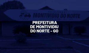 Concurso Montividiu do Norte GO: inscrições prorrogadas. Até R$ 6 mil. VEJA!