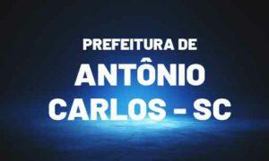 Concurso Antônio Carlos SC: saiu edital. Vagas de níveis superior e fundamental. VEJA