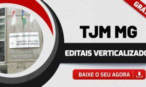 Concurso TJM MG: baixe gratuitamente o edital verticalizado!