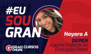 Dedicação total aos estudos: conheça a história de Nayara A. !
