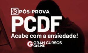 Gabarito PCDF Agente: VEJA aqui o gabarito e a correção da prova