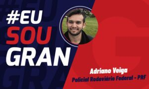 Adriano Veiga realizou um sonho ao ser aprovado no Concurso PRF! Veja!