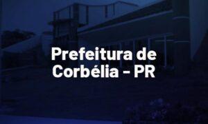 Concurso Corbélia PR: saiu edital. Até R$ 5 mil. VEJA!