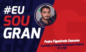 Aprovação em dobro: conheça a história de Pedro Figueiredo!