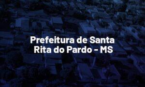 Concurso Santa Rita do Pardo MS: TCE recomenda certame. VEJA!