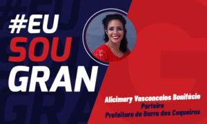 Aprovada aos 19 anos: Conheça Alicimary Vasconcelos!