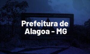Concurso Alagoa MG: saiu edital. Até 12 mil. SAIBA MAIS!