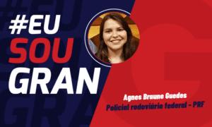 2 anos de dedicação: conheça a história de Agnes Braune!