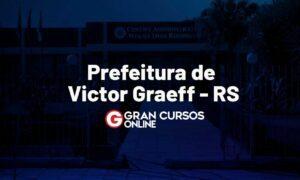 Concurso Victor Graeff RS: inscrições abertas. VEJA!