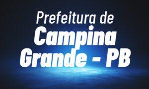 Concurso Campina Grande PB: comissão formada. Até 3 mil vagas. SAIBA MAIS!