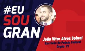 Tudo por um sonho: conheça a história de João Vitor Alves!