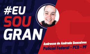 De conquista em conquista: conheça Andressa de Andrade!