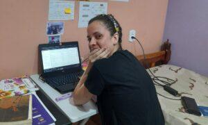 Fernanda Goudinho Pantoja aprovada no Exame OAB com apenas 7 meses!