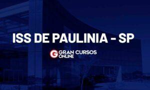 Concurso ISS de Paulínia SP: inicial de R$ 11 mil. VEJA!