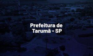 Concurso Tarumã SP: banca em definição. SAIBA MAIS!