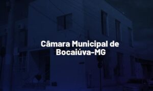 Concurso Câmara Bocaiúva MG: saiu edital. Veja!
