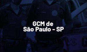 Concurso GCM São Paulo SP: comissão formada. 1.700 vagas. SAIBA MAIS!