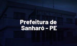 Concurso Sanharó PE: banca em definição. SAIBA MAIS!