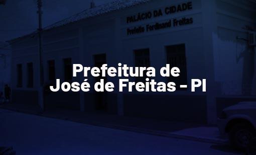 Concurso José de Freitas PI: saiu edital de nível superior. SAIBA MAIS