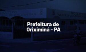 Concurso Oriximiná PA: comissão formada. SAIBA MAIS